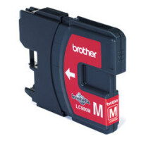 Tinteiro BROTHER LC980M Magenta P/ 145C, 165C