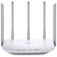 Router TP-Link AC1350 Dual Band Wi-Fi, 867Mbps+450Mbps, 802.11ac/ a/ b/ g/ n - Archer C60