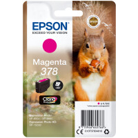Tinteiro EPSON 378 Magenta Claria Photo HD XP-85xx - C13T37834010