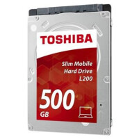 Disco 2.5 NB 7mm 500GB TOSHIBA 8Mb SATA 6Gb/ s 54rp-L200