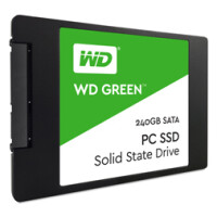 SSD 2.5 SATA WD 240GB Green