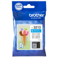 Tinteiro BROTHER LC3213C Ciano XL - DCP-J772DW/ 774DW, MFC-890DW/ 895DW