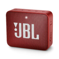 Coluna Portátil JBL GO 2 Bluetooth 3W c/ Microfone 5h Vermelho