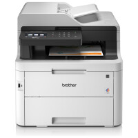 Impressora BROTHER Multifunções Laser MFC-L3750CDWYY1 - LED + WiFi + Fax
