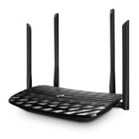 Router TP-Link AC1200 Dual-Band Wi-Fi MU-MIMO, 867Mbps, 5 Gigabit, 4antenas