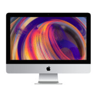 APPLE iMac 21P Ret 4K: 3.6GHz QC i3, 8GB, 1TB, Radeon Pro 555X c/ 2GB