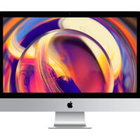APPLE iMac 27P Ret 5K: 3.7GHz 6core i5, 8GB, 2TB, Radeon Pro 580X c/ 8GB