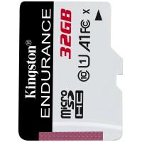 MicroSD Kingston Endurance 32GB class10 UHS-I U1 SDHC/ SDXC (95MB/ s-30MB/ s)