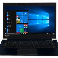 NB Toshiba Portege X30-E-12N 13.3 FHD Touch i7-8550U 16GB 512GB SSD LTE Win10 Pro 1Y