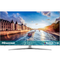 TV Hisense 54,6P ULED Smart TV 120Hz DVB-T2/T/C/S2/S Lan/Wifi/HDMI/USB - 55U8B