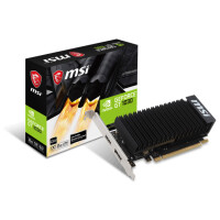 VGA MSI GT 1030 2GH LP OC- 2GB, 1 HDMI/ 1DP