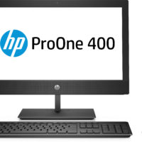 PC HP ProOne 400 G5 AiO 20P Non-Touch, i3-9100T, 8GB, 1TB HD, DVD+/-RW, W10P 64bit, 1YrWty