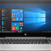 """NB HP ProBook 445R G6 14"""" FHD Ryze5 3500U 445R 8GB DDR4 256GB PCIe Win10 Pro 64 1Yr"""