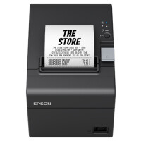Impressora EPSON TM-T20III - Serial+ USB, PS, Preto