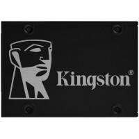 SSD 2.5 SATA Kingston 256GB KC600-550R/ 500W 90/ 80K IOPs
