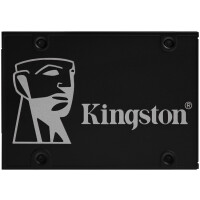 SSD 2.5 Kingston 256Gb SATA3 KC600 -550R/500W 90/80K IOPs