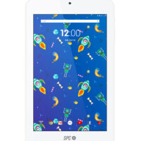 "Tablet SPC FLOW 7"" IPS like enhancer 1024X600 QCore1.3GHz 1GB+ 8GB Android 7 Branco 9742108B"