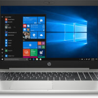 NB HP ProBook 450 G7 15, 6P FHD i7-10510U 8GB DDR4 256GB SSD MX250 c/ 2GB Webcam W10Pro64 1yr