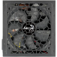 Fonte AEROCOOL AERO BRONZE 650W PSU, 80PLUS 230V BRONZE, DC-DC, JAPAN CAP., UL. SILENT