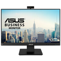 MONITOR ASUS BE24EQK, 23, 8P IPS FHD, Frameless, Full HD Webcam, Low Blue Light, HDMI - PROFISSIONAL