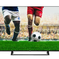 TV Hisense 42, 5P UHD Smart TV 60Hz DVB-T2/ T/ C/ S2/ S Lan/ Wifi/ HDMI/ USB - 43A7300F