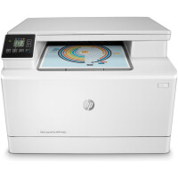 Impressora HP Multifunções Color LaserJet Pro M182n