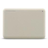 "Disco Externo Toshiba 2.5"" 1TB CANVIO ADVANCE White"