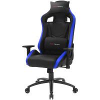 Cadeira MARS GAMING MGCX NEO PREMIUM GAMING CHAIR, AIR, SOFT CUSHIONS, 2D, STEEL, BLUE