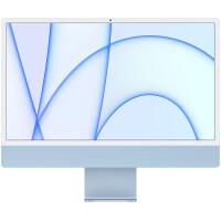 APPLE iMac 24P Retina 4, 5K - Apple M1 8c CPU/ 8c GPU, 8GB, 256GB - Blue