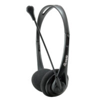 Auscultadores EQUIP 245302 Chat Headset 3.5mm
