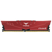 Dimm Team Group T-FORCE Vulcan Z 8GB DDR4 3200Mhz CL16 RED
