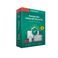 Software Kaspersky Internet Security 2020 MD 1 User 1 Ano BOX