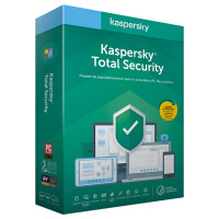 Software Kaspersky Total Security 2020 3 User 1 Ano DVD OEM-EXCLUI Retalho