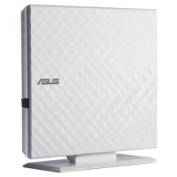 DVD+/ -RW ASUS 8x Externo SlimWhite USB - SDRW-08D2S-U LITE