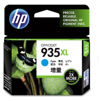 Tinteiro HP 935XL Cyan de elevado rendimento - C2P24AE