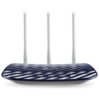 Router TP-LINK Wireless DualBand AC750, 5x10/ 100, 3 Antenas fixas - ARCHER C20