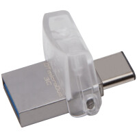 Pen Drive Kingston 32GB DT MicroDuo 3C USB 3.1 Dual-Type A/ Type C