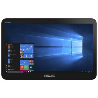 "ASUS COMMERCIAL AIO 15, 6"" HD Touch N4020 4GB 128GBSSD UHD-G600 Wifi&BT EndlessUK Linux OS 2Yr Black"