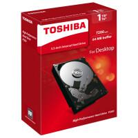 Disco Interno TOSHIBA 3.5P 1TB P300 -HDWD110EZSTA