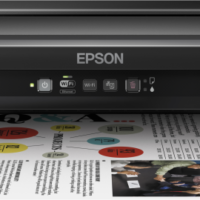 Impressora EPSON WorkForce WF-2010W