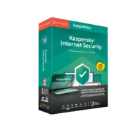 Software Kaspersky Internet Security KIS 2020 2D1Y + Card Holder