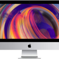 APPLE iMac 21P Ret 4K: 3.0GHz QC i5, 8GB, 1TB, Radeon Pro 560X c/ 4GB