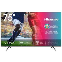 """TV Hisense 75"""" UHD WIFI/ LAN/ HDMI/ USB - 75A7100F"""