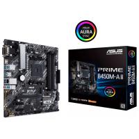MB ASUS AMD PRIME B450M-A II SKT AM4 4xDDR4 VGA/ DVI/ HDMI mATX
