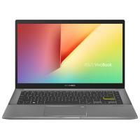 NB ASUS Vivobook S14 S433EQ - i7-1165G7 16GB 512GB SSD PCIEG3 14P FHD GF MX350 s/ SO 2Yr