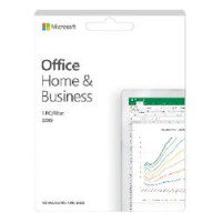 Office Home and Business 2019 English EuroZone Medialess
