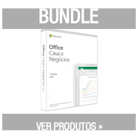 "Office Home and Business 2019 English - Preço válido para ATTACH c/ NB, PCs ou Tablets >10.1"""