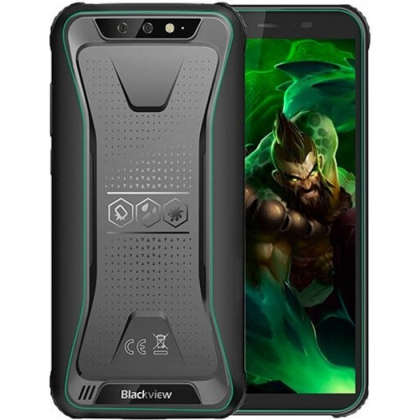 Blackview BV5500 Pro 3GB/16GB Dual Sim - Verde