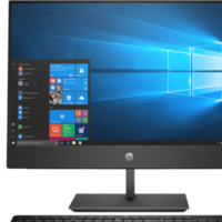 PC HP ProOne 400 G5 AiO 20P Non-Touch, i5-9500T, 8GB, 1TB HD, DVD+/-RW, W10P 64bit, 1YrWty