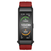 Smartwatch Huawei TalkBand B6 Sport Vermelho